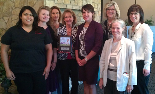 TTUHSC Recognized as Top March of Dimes Donor- image0