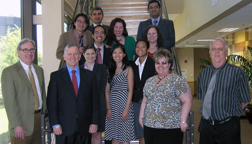 OB-GYN Residents and Faculty Present Research Findings During Annual Event